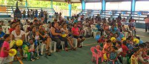 SRS Valdesia inicia celebración de la semana mundial de la Lactancia Materna