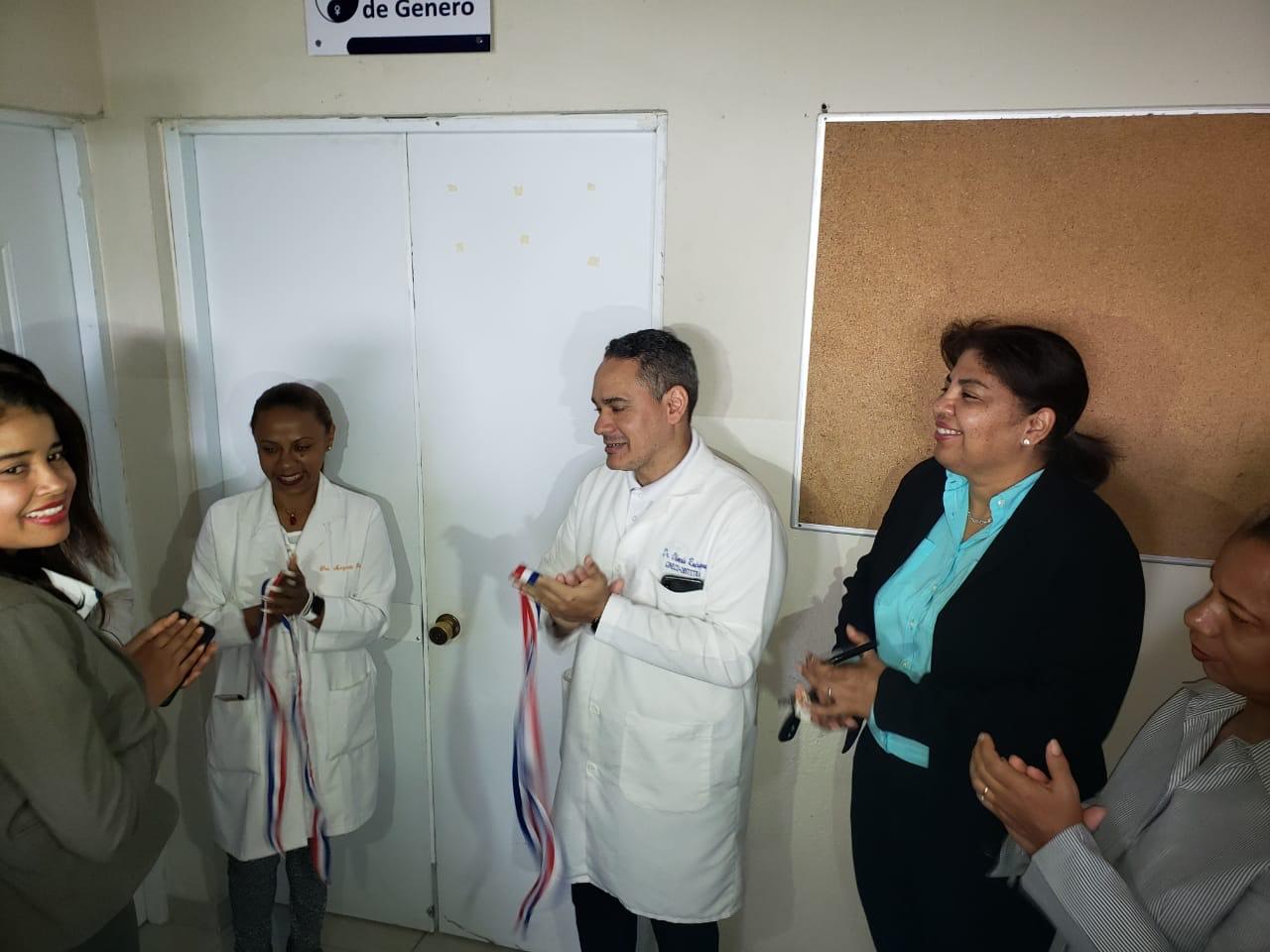 Inauguran Unidad de Género en hospital Nuestra Señora De Regla